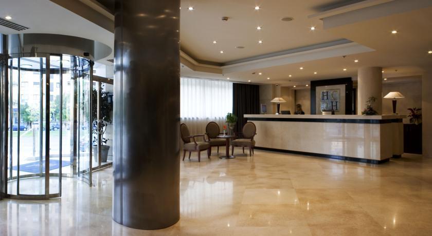 senator parque hotel valencia